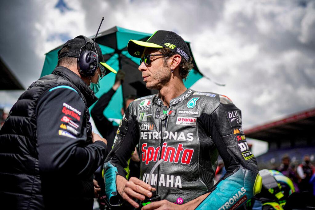 MotoGP   Rossi, indiscrezione dalla Spagna: ritiro anticipato?
