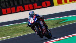 Superbike | Round Misano, FP1: Razgatlioglu precede Rinaldi e Gerloff