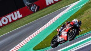 Superbike | Round Misano, FP2: Rinaldi chiude in testa nelle libere