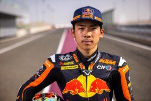 Moto3   Sasaki salta il GP di Germania