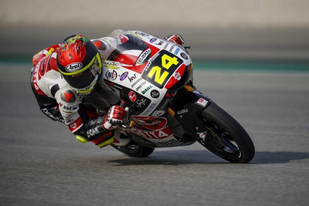 Moto3 | Gp Assen FP2: Suzuki, miglior tempo e caduta, Foggia 3° precede Migno