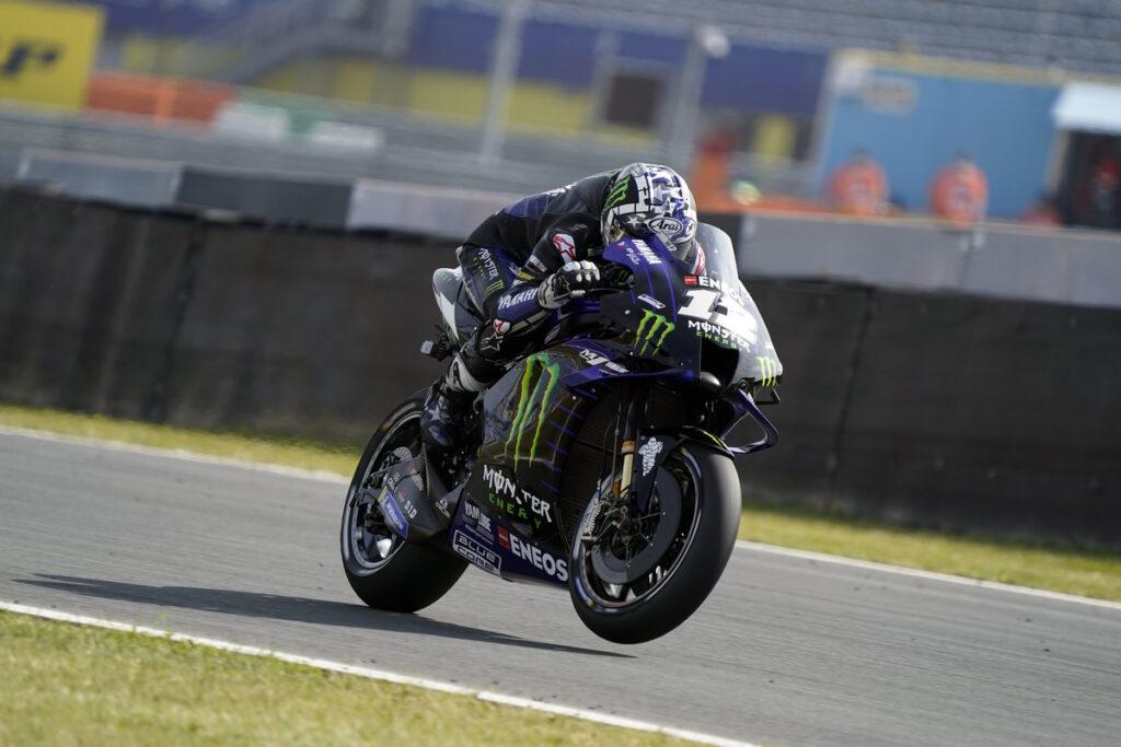MotoGP | Gp Assen Qualifiche: Vinales pole da record, Bagnaia in prima fila