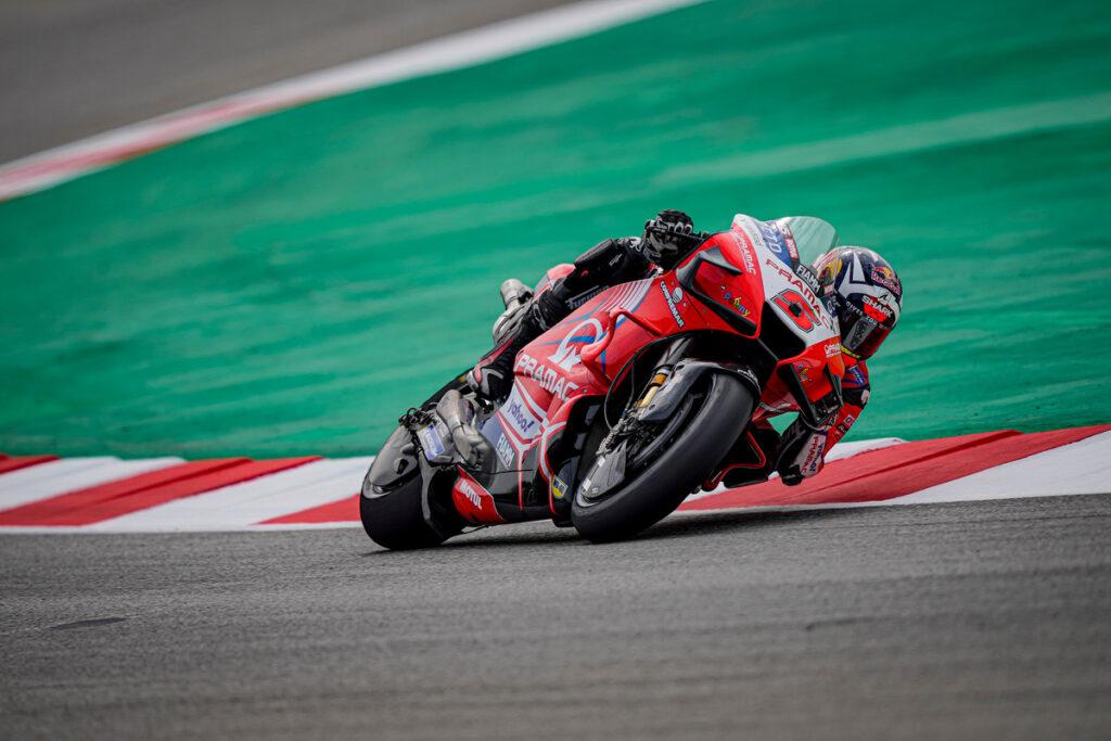 MotoGP | Gp Barcellona FP2: Zarco beffa Morbidelli, Rossi 19esimo