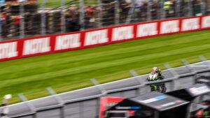 Superbike   Round Donington, Tissot Superpole: quarta pole consecutiva per Rea