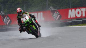 Superbike | Round Donington, FP3: Rea svetta sul bagnato