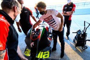 MotoGP | Aprilia: pronti altri test con Dovizioso