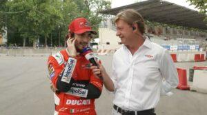 """MotoGP   Bagnaia: """"Titolo? Il nostro obiettivo ma devo migliorare i primi giri"""" [VIDEO]"""