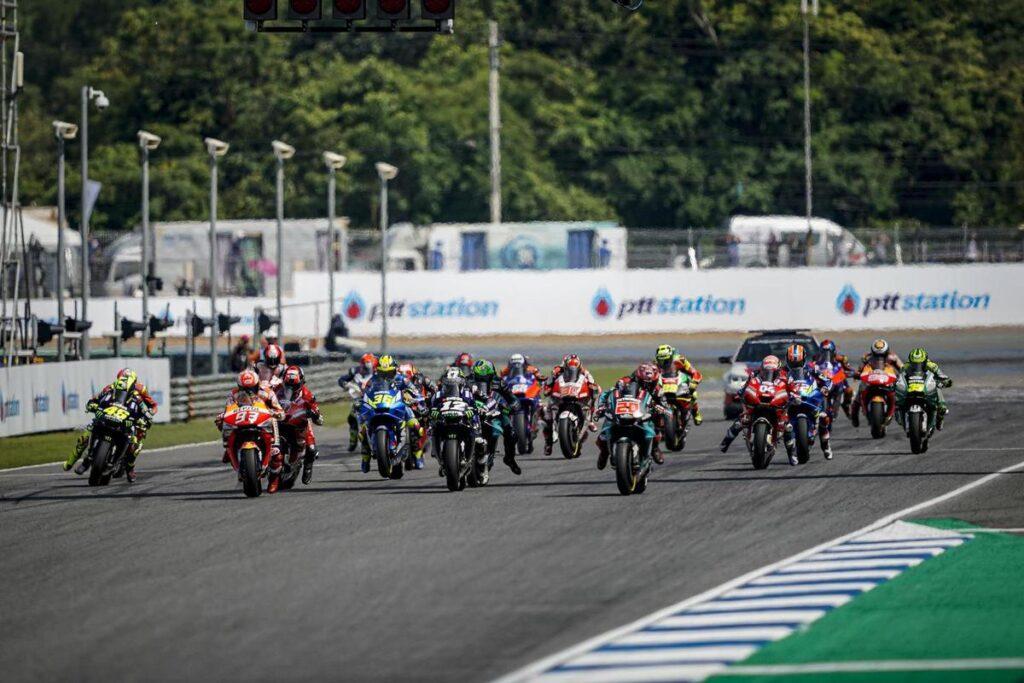 MotoGP | Cancellato il GP di Thailandia