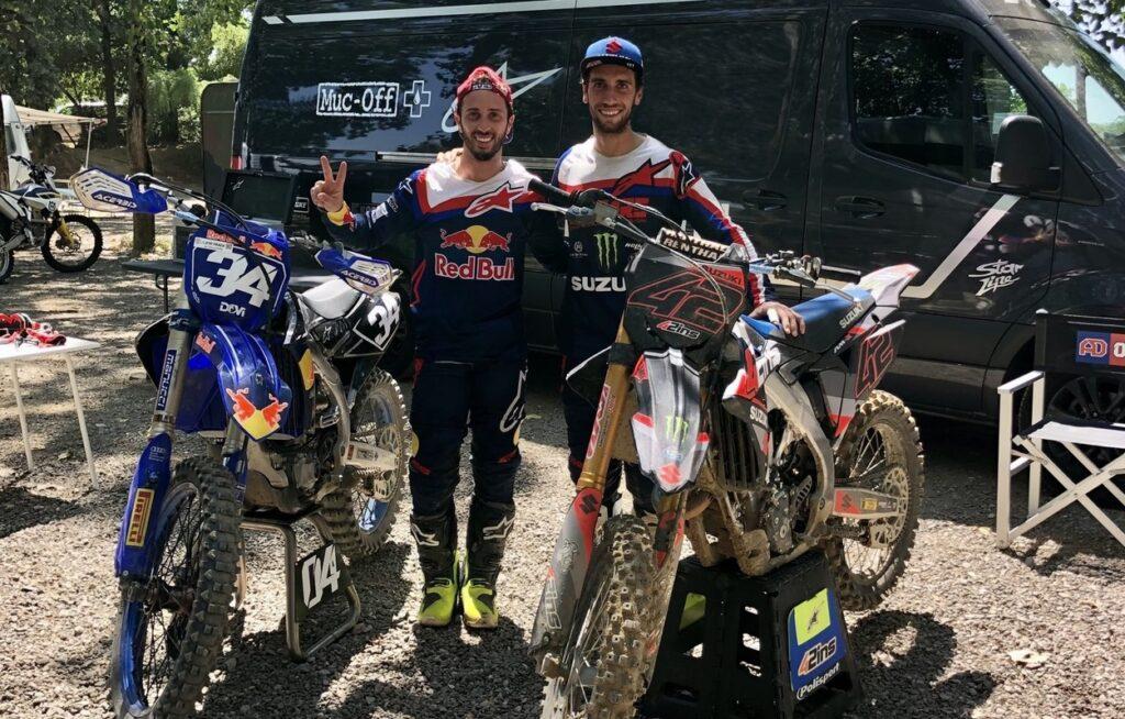 MotoGP | Alex Rins ritrova Andrea Dovizioso