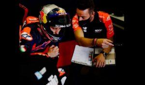 MotoGP | Aprilia: Andrea Dovizioso in pista ad Aragon