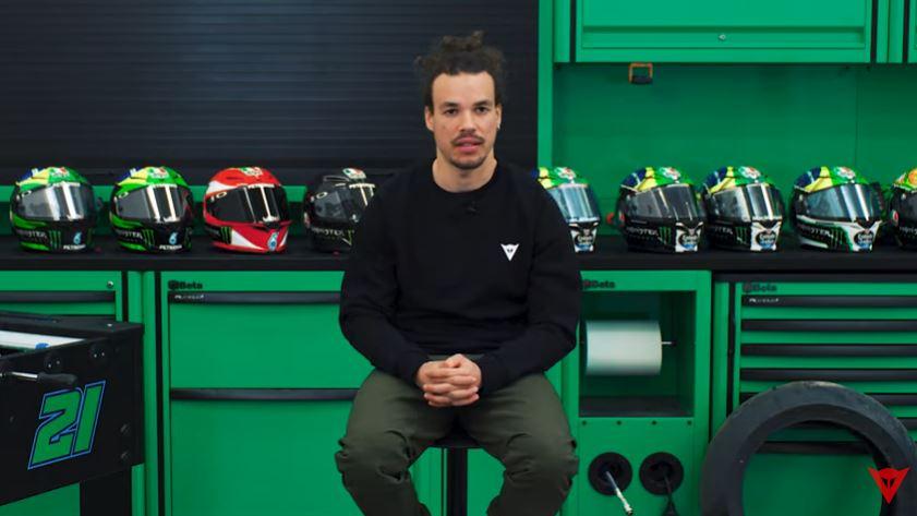 MotoGP | Franky's cave: il primo episodio della video intervista a Morbidelli [VIDEO]