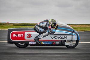 Max Biaggi insegue altri record in sella alla Voxan