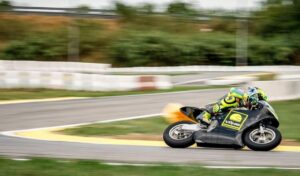 MotoGP | Rossi, allenamento con le MiniGP [FOTO]