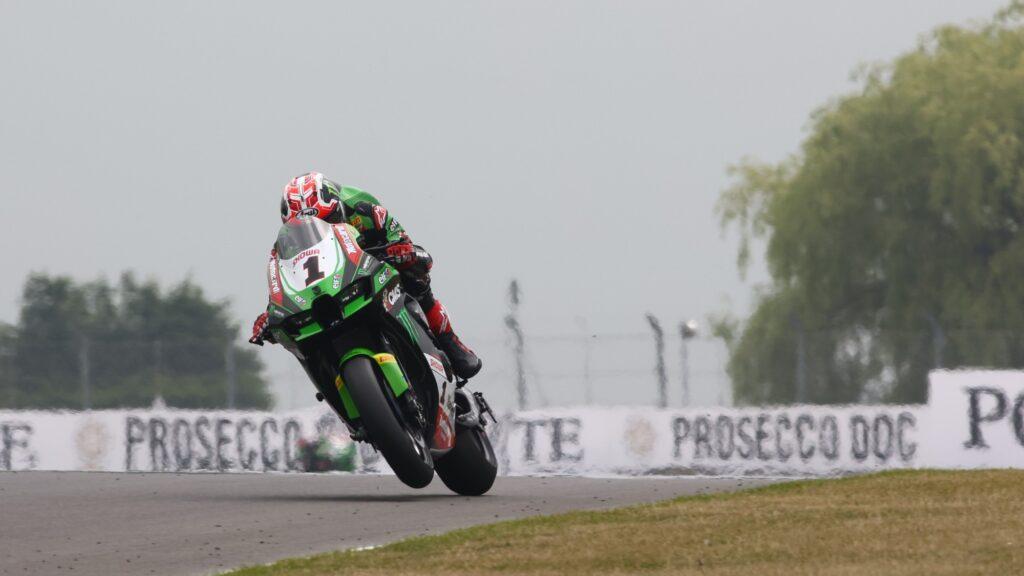 Superbike | Round Donington, FP1: Rea precede Razgatlioglu