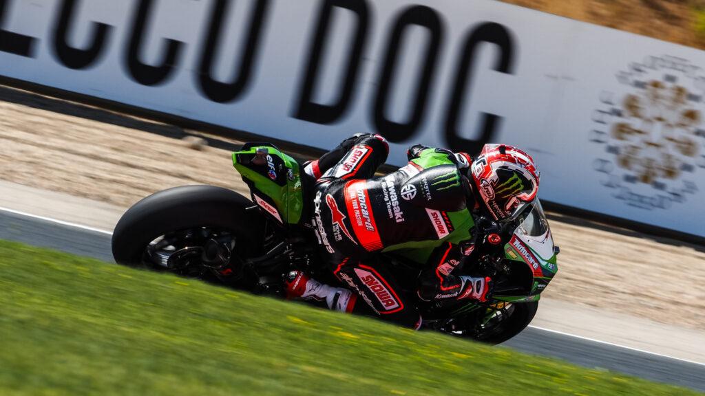 Superbike   Round Navarra, FP: Rea è in testa nella combinata