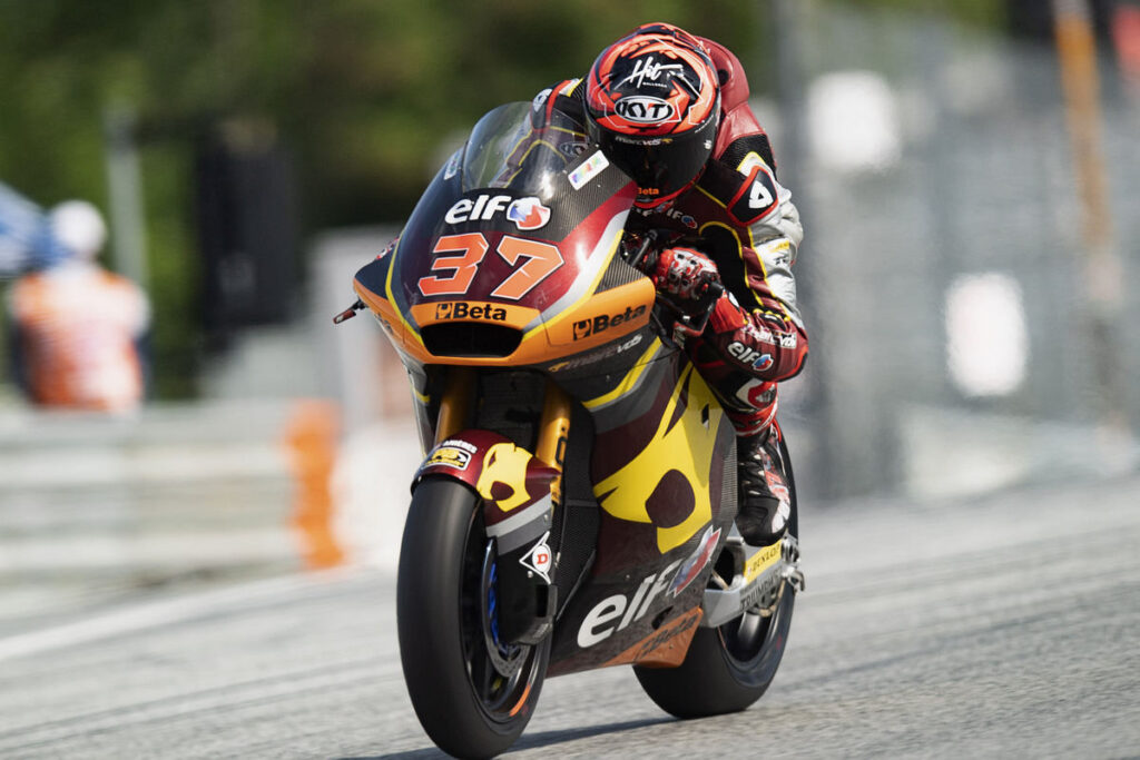 Moto2 | Gp Austria Warm Up: Augusto Fernandez il più veloce