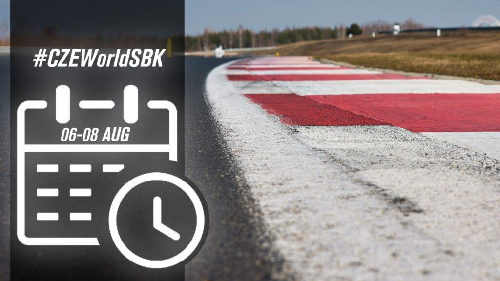Superbike   Round Repubblica Ceca: nuovo appuntamento per il WorldSbk