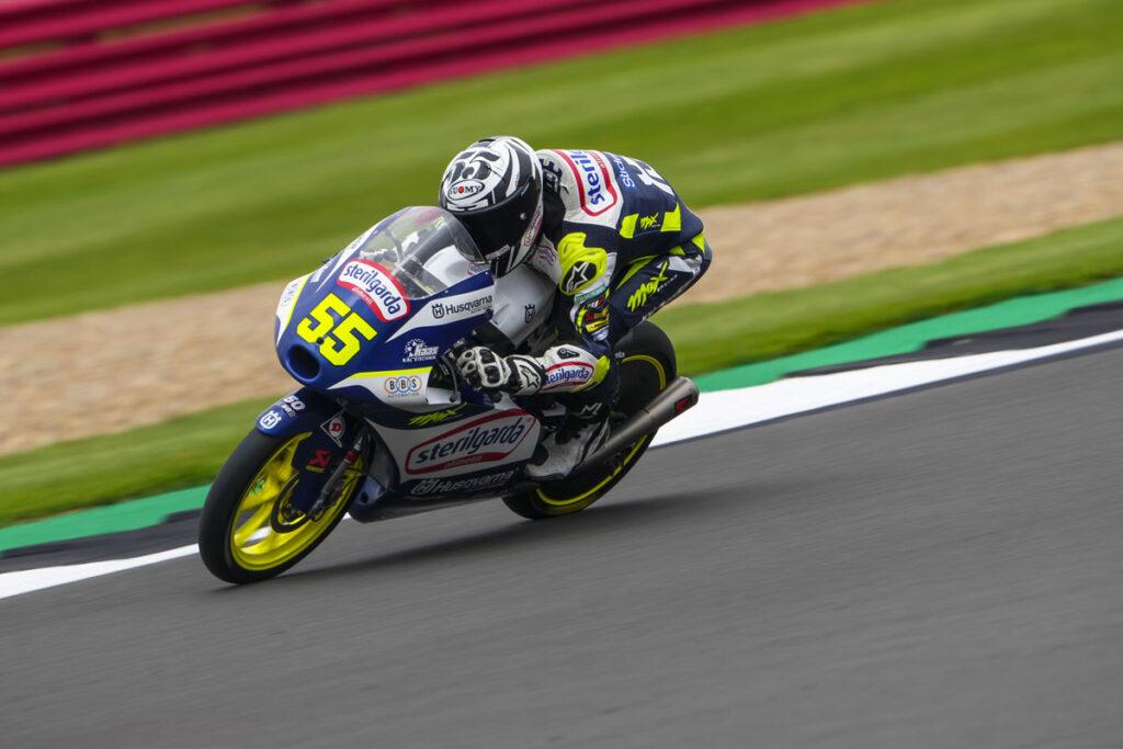 Moto3 | Gp Silverstone FP3: Fenati strepitoso, nuovo record della pista