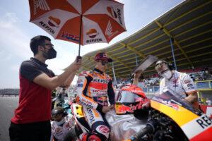 """MotoGP   GP Stiria: Marc Marquez, """"Mi sento meglio, sono più forte fisicamente"""""""