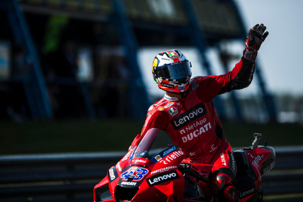 "MotoGP | GP Stiria, Miller: ""Faremo del nostro meglio"""