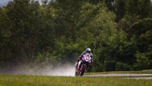 Superbike   Round Repubblica Ceca, FP2: il maltempo condiziona le seconde libere