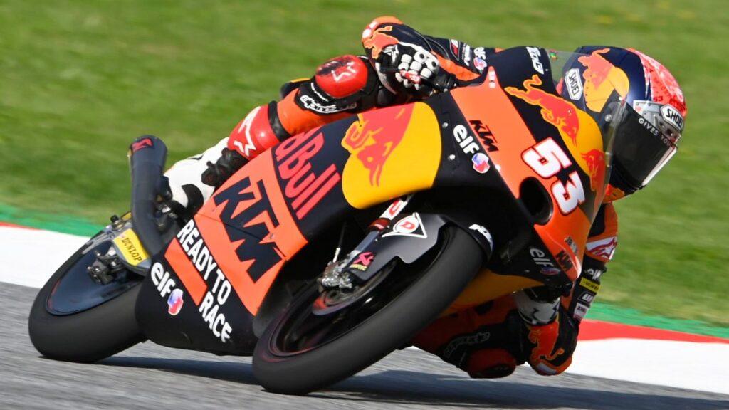 Moto3 | Gp Austria Warm Up: Oncu precede Foggia