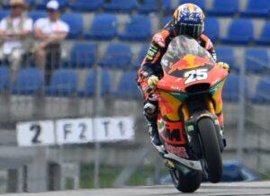 Moto2 | Gp Silverstone FP2: Raul Fernandez precede Navarro