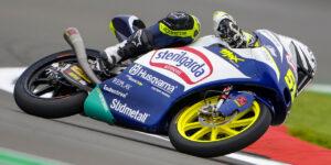 Moto3   Gp Silverstone Qualifiche: Fenati in pole, bene gli italiani