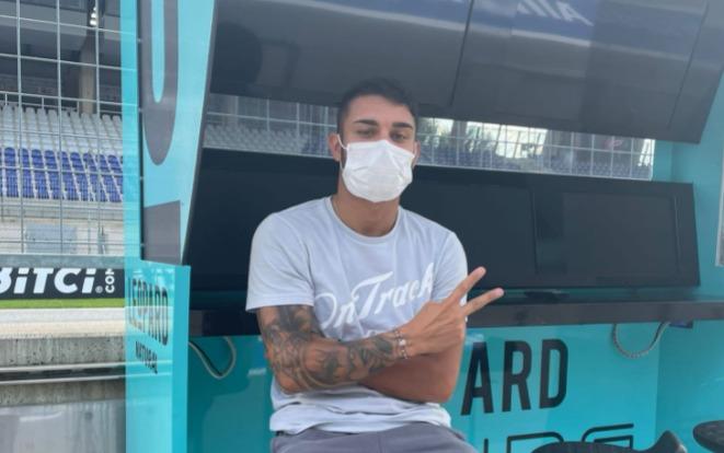 """Moto3   Gp Austria, Dennis Foggia si sfoga: """"Una cattiveria allontanare mio papà"""""""