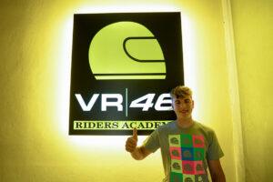 Moto3 | Alberto Surra ufficialmente in VR46 Riders Academy