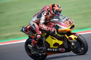 Moto2 | Gp Misano Warm Up: Augusto Fernandez il più veloce, Arbolino è sesto