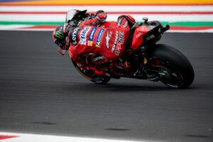MotoGP | Test Misano Day 1: Bagnaia il più veloce, tante le novità in pista