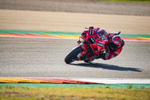 MotoGP | Gp Aragon Gara: strepitoso Bagnaia, Marquez è battuto, primo successo in Top Class