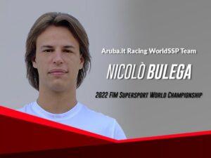 Moto2 | Nicolò Bulega correrà in Supersport con Ducati Aruba