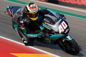 Moto3   Gp Aragon Qualifiche: Binder centra la pole, Migno è quinto