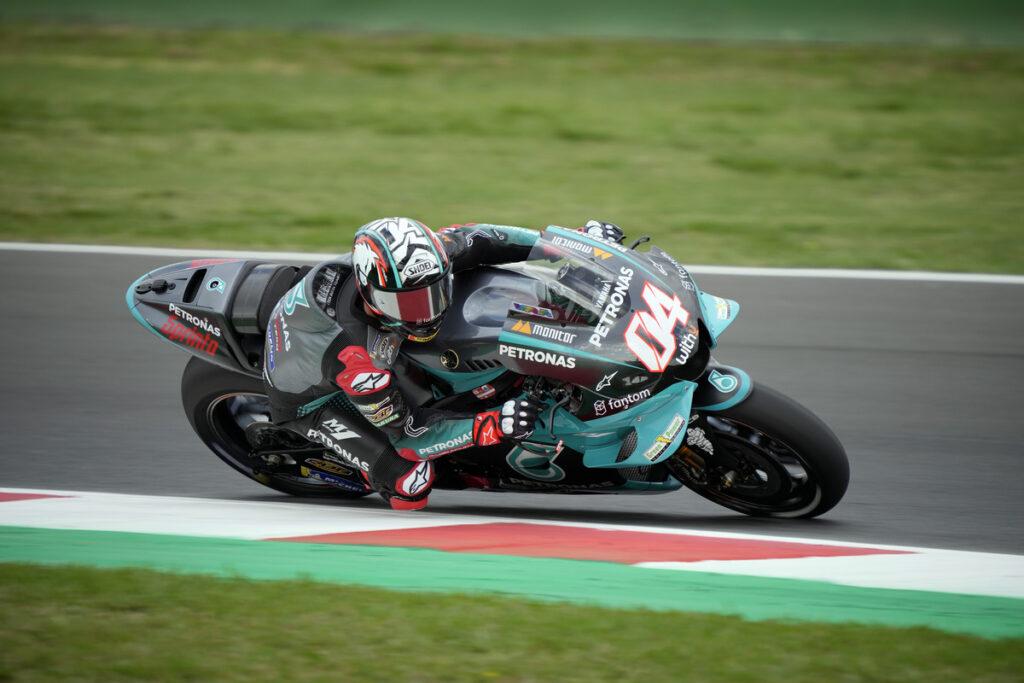 """MotoGP   GP Misano Day 1: Andrea Dovizioso, """"Non sono sorpreso dalle difficoltà"""""""