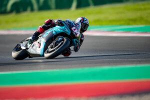 "MotoGP   Test Misano Day 2: Dovizioso, ""Ottimo feeling con il telaio"""