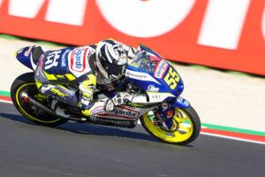 Moto3 | Gp Misano Warm Up: Fenati precede Foggia