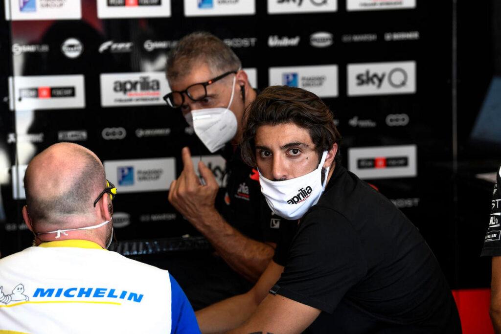 """MotoGP   Andrea Iannone: """"Vivo come se fossi un pilota"""""""