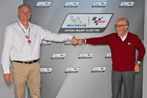 MotoGP | Michelin e Dorna estendono la partnership
