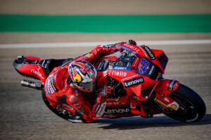 MotoGP   Gp Aragon FP2: Miller porta in vetta la Ducati, Aprilia seconda con Aleix Espargarò