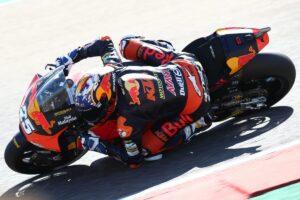 Moto2 | Gp Aragon Gara: ancora doppietta KTM con Fernandez e Gardner