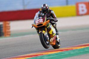 Moto2   Gp Aragon Qualifiche: Lowes conquista la pole