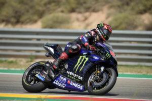 MotoGP | Gp Aragon FP3: Quartararo detta il passo ma sono tutti vicini
