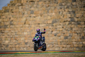 "MotoGP | GP Aragon Gara: Enea Bastianini, ""Mi sono divertito, sono contento"""