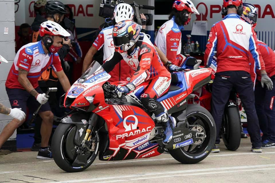 MotoGP | GP Aragon Day 1, Jorge Martin : « Je veux être dans le top dix »