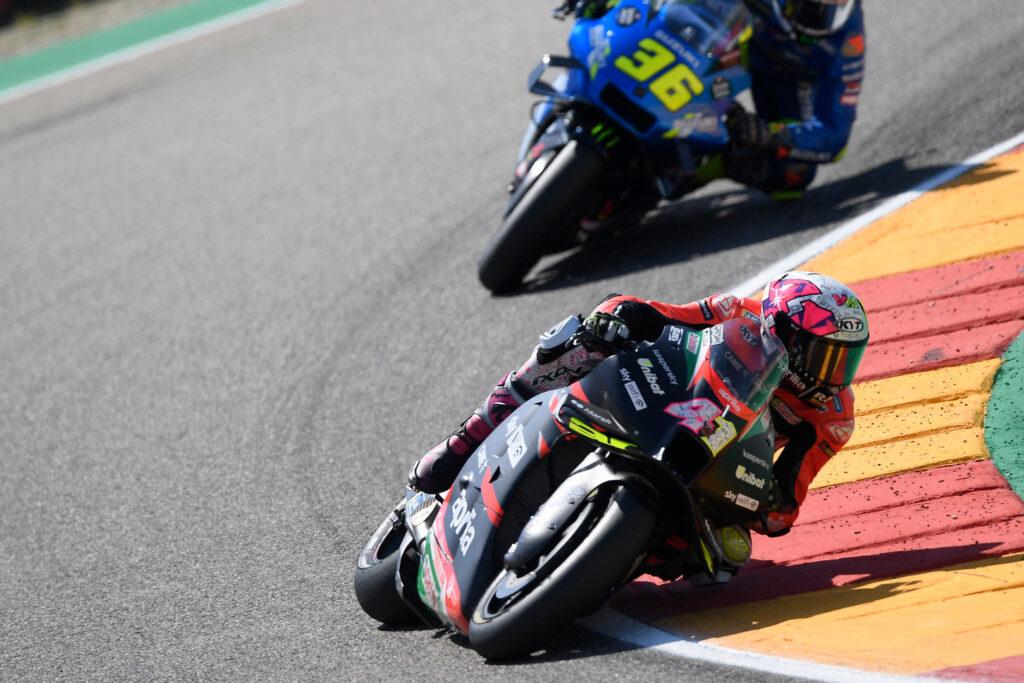 """MotoGP   GP Misano, Aleix Espargarò : """"Comme une course à domicile"""""""