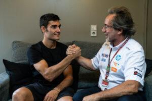 Moto2   Jorge Navarro correrà con il Team Pons