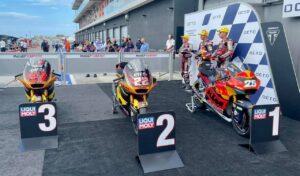 Novità per il 2022: ecco i Team confermati in Moto2 e Moto3