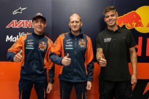 Moto3   Pedro Acosta passa in Moto2 sempre nel Team Red Bull Ajo